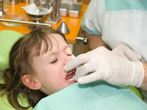 "Don't Let ""Dentist"" Be A Dirty Word In Your House"