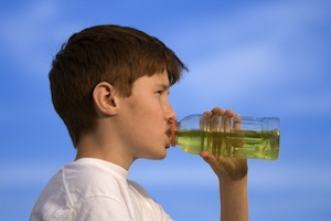 Sports Drinks Can Cause Irreversible Damage