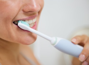 Up to 3,000 times the bacterial growth on hollow-head toothbrushes