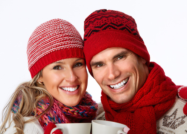 All you want for Christmas is your two front teeth? Consider dental implants!