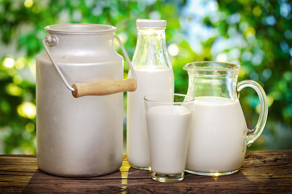 Milk and dental plaque