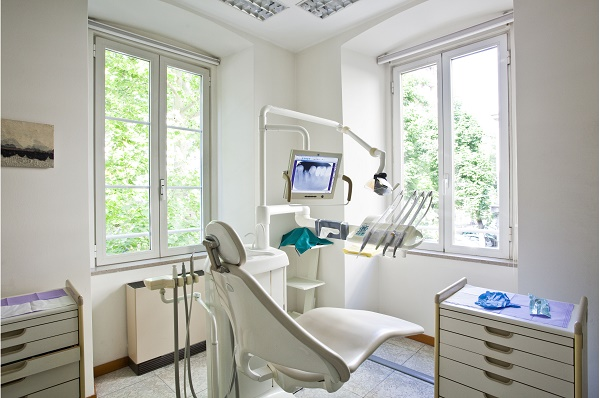 Dental health care clinic.