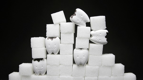 Cut Sugar and Curb Cavities